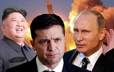 Vỡ lở bí mật với Triều Tiên, Ukraine đối mặt 'đại họa': Nga phút chốc thành vị cứu tinh bất đắc dĩ