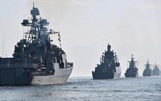 Tương quan sức mạnh Hạm đội Biển Đen của Nga và Hạm đội 6 của Mỹ