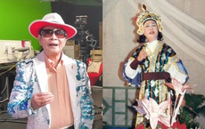 Nghệ sĩ Minh Cảnh 83 tuổi vẫn trẻ trung tại Mỹ: Tôi đi show liên tục, ai mời là đi