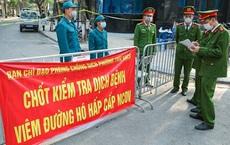 Hà Nội: Nam công nhân xây dựng có kết quả dương tính SARS-CoV-2 sau khi tai nạn lao động tử vong