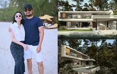 """""""Phạm Băng Băng Việt Nam"""" lấy đại gia Thái siêu giàu, khoe cận cảnh villa 230 tỷ nằm giữa rừng"""