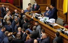 """Ukraine ra luật mới """"trói chân"""" giới tài phiệt"""