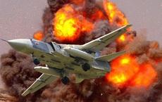 Phi công Nga lái Su-24 xộc vào đúng lúc tên lửa Ukraine bắn mục tiêu ở Biển Đen: Kiev thót tim!