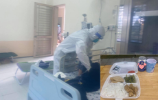 F0 ở lại viện chăm bệnh nhân: Có người cho vàng quyết không nhận nhưng món quà này thì không thể cầm được lòng