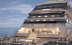 Bên trong siêu du thuyền tư nhân xa xỉ nhất thế giới, với 117 phòng nghỉ có thang máy riêng