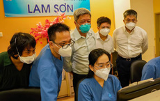 Thứ trưởng Bộ Y tế: Khi TP HCM mở cửa để phát triển, y tế vẫn là ngành nặng gánh nhất