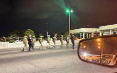 Mỹ tạm giữ 14 binh sĩ Mexico đi lạc qua biên giới