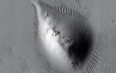 Thứ hình quả lê này là dấu hiệu của 'sự sống' trên sao Hỏa