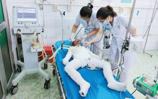 Vụ cháy 3 bố con tử vong ở Tuyên Quang: Nghi người cha đổ xăng phóng hỏa tự tử