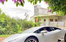 Xôn xao vụ 9X phố núi tậu Lamborghini: 'Phấn đấu năm sau mua thêm siêu xe Ferrari'