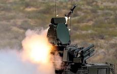 Hệ thống Pantsir S của Nga tại căn cứ Khmeimim bắn rơi máy bay khủng bố