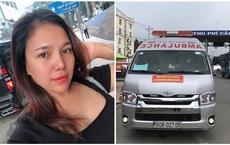 """Giang Kim Cúc bao biện vụ xe chở chui 3 người định """"thông chốt"""" ở Bình Dương, """"bỏ qua"""" hai vấn đề gây bức xúc"""