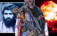 """Cảnh báo sốc: Thủ lĩnh """"chột mắt"""" của Taliban có thể chiếm giữ 150 đầu đạn hạt nhân!"""
