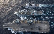 """NATO tỏ ý """"ngứa mắt"""" với Trung Quốc: Bắc Kinh vội vã thanh minh, chìa cành ô-liu mong """"giảng hòa"""""""
