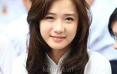 'Hot girl' Trâm Anh, Ngọc Qúy đạt 22,5 điểm thi đại học