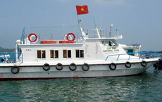Vụ chìm tàu 9 người mất tích: Nguyên nhân do chở quá tải