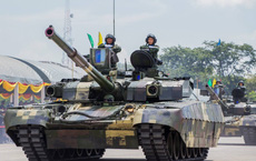 [ẢNH] Xe tăng chủ chiến hàng đầu Đông Nam Á của Thái Lan