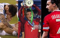 Euro 2016: Man United hưởng lợi, Barca bàng quan còn Real... dở cười dở khóc