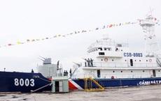 Điểm danh đội tàu tuần tra được đối tác nước ngoài viện trợ cho Việt Nam
