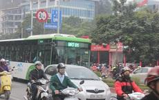 """Chuyên gia: """"Hà Nội không nên phát triển xe buýt nhanh trong điều kiện hạ tầng hiện nay"""""""