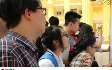 Lãnh đạo các trường đại học dự đoán điểm sàn, điểm chuẩn năm 2017