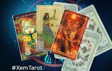 Rút một lá bài Tarot đại diện cho cung Hoàng đạo để đi tìm quý nhân giúp bạn có cuộc sống suôn sẻ và thuận lợi trong thời gian tới