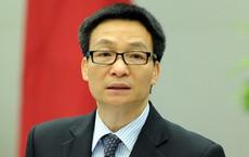 Phó Thủ tướng Vũ Đức Đam kiêm giữ chức Bí thư Ban Cán sự Đảng Bộ Y tế