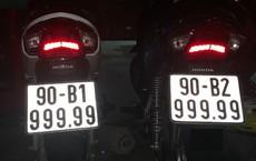 Dân chơi Hà Nam bán Honda Wave biển ngũ quý 9 hơn 300 triệu đồng, khuyến mại xe tứ quý 7