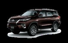 """Toyota Fortuner: Thời vàng son đã qua, """"tụt dốc không phanh"""", giảm giá hơn trăm triệu"""
