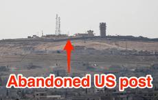 """Trở thành lực lượng yếu thế nhất ở Syria, lính Mỹ """"rón rén"""" tìm đường rút lui giữa mưa bom bão đạn"""