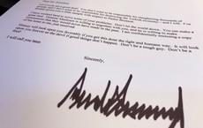 """Toàn văn bức thư ông Trump gửi TT Thổ Nhĩ Kỳ: Lời đe dọa đáng sợ, nhưng vì sao nhiều người lại nghĩ là """"trò đùa""""?"""