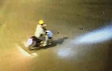 Lộ diện hình ảnh kẻ thủ ác sát hại dã man người bảo vệ trong đêm rồi cướp xe máy
