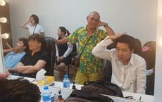 """""""Trùm"""" công ty Điền Quân xuất hiện, gây bất ngờ khi nói chuyện với Trường Giang, Ali Hoàng Dương"""