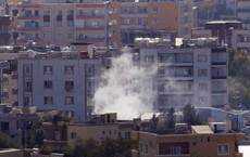 """Thỏa thuận ngừng bắn với Mỹ """"chưa ráo mực"""", Thổ Nhĩ Kỳ đã lại tấn công Syria?"""