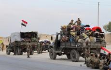 """Cuộc """"chạy nước rút"""" trong 120 giờ của QĐ Syria: Vượt sông Euphrates bằng gì?"""