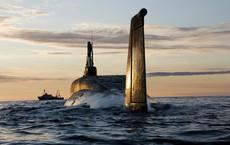 """Vì sao chuyên gia Mỹ gọi tàu ngầm lớp Borei là """"vũ khí ngày tận thế"""" của Nga?"""