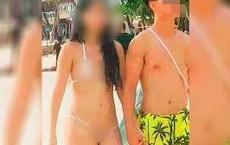 Bạn gái mặc bikini nhỏ như sợi dây bị chỉ trích đến mức suy sụp, chàng trai viết tâm thư 2.000 chữ giải thích