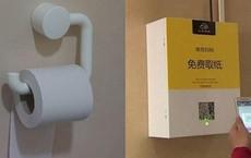 Trung Quốc ứng dụng trí tuệ nhân tạo để ngăn nạn ăn trộm giấy vệ sinh