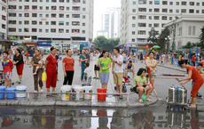 Hà Nội: Nguồn nước sạch sông Đà đã an toàn, người dân có thể dùng sinh hoạt, ăn uống