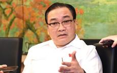 """Bí thư Hoàng Trung Hải: Hà Nội 10 triệu dân mà để xảy ra ô nhiễm nước sông Đà là """"rất đáng tiếc"""""""