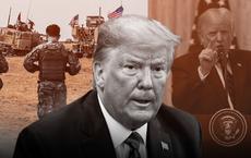 """""""Vết máu nhơ trong lịch sử nước Mỹ"""" và những cú đòn hiểm giáng vào ông Trump sau """"quyết định thảm họa"""""""