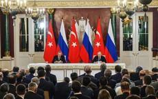 Thế trận Syria hậu Mỹ: Nga – Thổ đột phá thế lực, đòn giáng mạnh vào người Kurd?