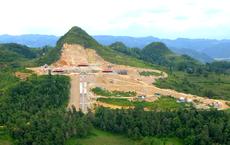 Xẻ núi xây khu du lịch sinh thái văn hóa tâm linh hoành tráng gần di tích Cột cờ Lũng Cú