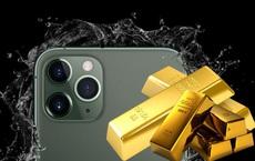 Nếu giành chiến thắng trong cuộc thi nhiếp ảnh sử dụng iPhone, bạn sẽ nhận được ... một thỏi vàng