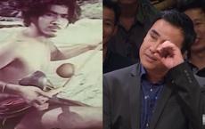 Quyền Linh khóc, kể về người bố thứ hai và cảnh quay ôm hoa hậu Hương Giang chết bên suối