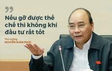"""Thủ tướng Nguyễn Xuân Phúc: """"Đừng sợ dân giàu các đồng chí ạ!"""""""