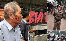 Hà Nội: Lái xe ôm đánh cụ ông U80 chảy máu mặt gây bức xúc dư luận
