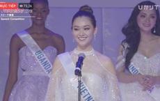 Mỹ nhân Thái Lan đăng quang Hoa hậu Quốc tế 2019, đại diện Việt Nam dừng chân ở Top 8 đầy tiếc nuối