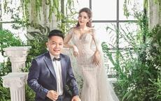 Ca sĩ Bảo Thy hạnh phúc trong bộ ảnh cưới, chính thức công khai diện mạo chồng