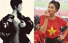 Việt Nam đại thắng UAE: Bảo Anh mạnh bạo tung ảnh nude, Thành Trung ngả mũ trước Tuấn Anh